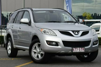 2012 Great Wall X240 CC6461KY MY12 Silver 5 Speed Manual Wagon Wavell Heights Brisbane North East Preview