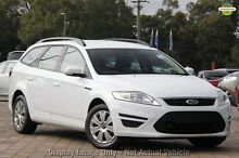2011 Ford Mondeo MC LX PwrShift TDCi White 6 Speed Sports Automatic Dual Clutch Wagon Hillman Rockingham Area Preview