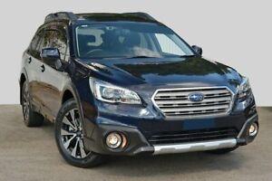 2016 Subaru Outback B6A MY16 2.0D CVT AWD Blue 7 Speed Constant Variable Wagon