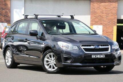 2014 Subaru Impreza MY14 2.0I (AWD) Grey 6 Speed Manual Hatchback