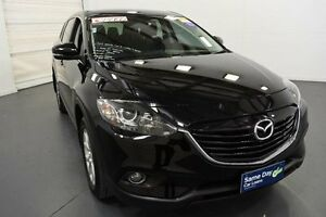 2013 Mazda CX-9 MY13 Luxury (FWD) Black 6 Speed Auto Activematic Wagon Moorabbin Kingston Area Preview