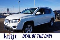 2015 Jeep Compass 4WD HIGH ALTITUDE Kijiji Special - Was $25995