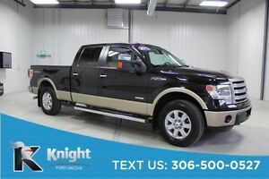 2013 Ford F-150 Lariat Navigation, Moon Roof