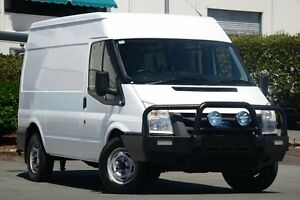 2010 Ford Transit VM Mid Roof MWB Frozen White 6 Speed Manual Van Acacia Ridge Brisbane South West Preview