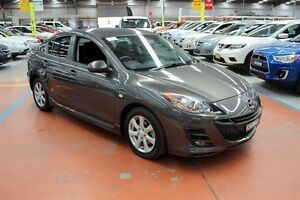 2011 Mazda 3 BL10F1 MY10 Maxx Activematic Sport Grey 5 Speed Sports Automatic Sedan Maryville Newcastle Area Preview