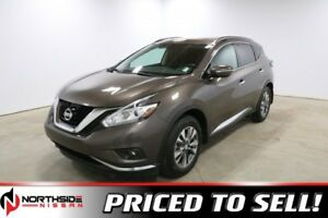 2015 Nissan Murano AWD SV Navigation,  Heated Seats,  Back-up Ca