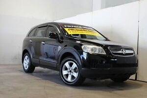 2007 Holden Captiva CG SX (4x4) Black 5 Speed Automatic Wagon Underwood Logan Area Preview