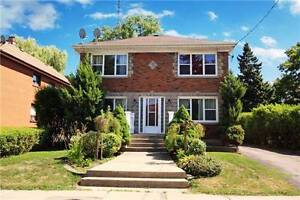 Beautiful 3 bdrm main floor apartment for rent available May 1