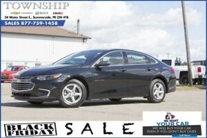 2017 Chevrolet Malibu LS - 0% Up to 84 Months!