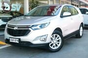 2017 Holden Equinox EQ MY18 LS FWD Silver 6 Speed Sports Automatic Wagon Somerton Park Holdfast Bay Preview