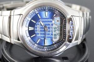 NEW CASIO. DUAL TIME. DATE.DAY. WORLD TIME.TELEMEMO.ALARM.TIMER