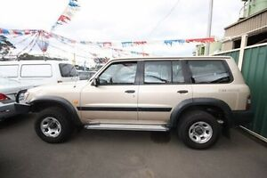 1999 Nissan Patrol GU ST Gold 4 Speed Automatic Wagon Kingsville Maribyrnong Area Preview