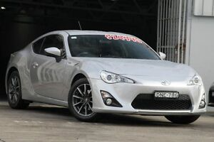 2013 Toyota 86 ZN6 GT Silver 6 Speed Manual Coupe Mosman Mosman Area Preview