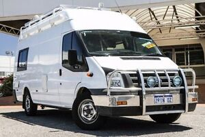 2007 Ford Transit VM High Roof White 6 Speed Manual Van Willagee Melville Area Preview