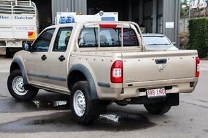 2004 Holden Rodeo RA LX Crew Cab Gold 4 Speed Automatic Utility Gympie Gympie Area Preview