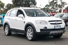 2010 Holden Captiva CG MY10 LX (4x4) White 5 Speed Automatic Wagon Ringwood East Maroondah Area Preview