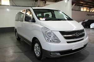 2013 Hyundai iMAX TQ MY13 White 5 Speed Automatic Wagon Pennington Charles Sturt Area Preview