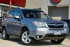 2013 Subaru Forester S4 MY13 2.5i-L Lineartronic AWD Silver 6 Speed Constant Variable Wagon Wendouree Ballarat City Preview