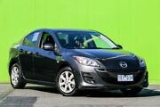 2011 Mazda 3 BL10F1 MY10 Maxx Activematic Sport Grey 5 Speed Sports Automatic Sedan Ringwood East Maroondah Area Preview