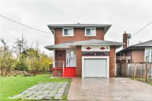 Beautiful Well Maintained, 2-Storey Brick 4+1 Bedroom Home