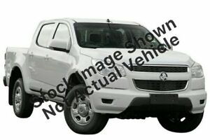 2016 Holden Colorado RG MY16 LS Crew Cab White 6 Speed Manual Utility South Grafton Clarence Valley Preview
