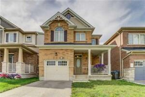 3BR 3WR Detached in Brampton near Creditview & Mayfield