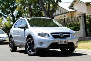 2013 Subaru XV G4X MY14 2.0i-S Lineartronic AWD Silver 6 Speed Constant Variable Wagon Nailsworth Prospect Area Preview