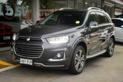 2017 Holden Captiva CG MY18 LTZ AWD Grey 6 Speed Sports Automatic Wagon Somerton Park Holdfast Bay Preview