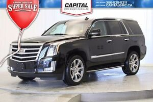 2016 Cadillac Escalade Luxury Collection 4WD*Heated Leather Seat