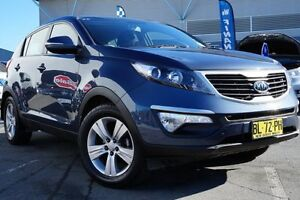 2011 Kia Sportage SL SI Blue 6 Speed Sports Automatic Wagon Pearce Woden Valley Preview