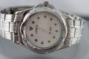 NEW NEVER BEEN USED IN ORIGINAL BOX LORUS BY SEIKO MAN'S WATCH