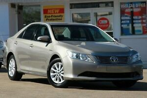 2012 Toyota Aurion GSV50R AT-X Magnetic Bronze 6 Speed Sports Automatic Sedan Woolloongabba Brisbane South West Preview