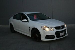 2014 Holden Commodore VF MY14 SS White 6 Speed Sports Automatic Sedan Berwick Casey Area Preview