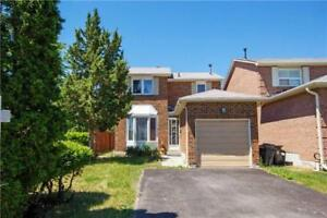 Brick Detached House W/3+1 Bedrooms+4 Washrooms @ Longsword Dr
