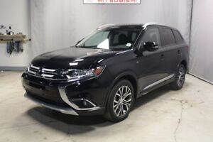 2018 Mitsubishi Outlander SE AWD BLIND SPOT WARNING, SUNROOF, 18