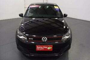 2010 Volkswagen Golf 1K MY10 GTi Black 6 Speed Manual Hatchback