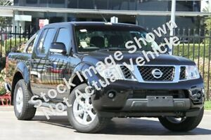 2014 Nissan Navara D40 S6 MY12 ST Black 5 Speed Sports Automatic Utility Bridgewater Adelaide Hills Preview