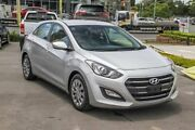 2016 Hyundai i30 GD4 Series II MY17 Active Silver 6 Speed Sports Automatic Hatchback Aspley Brisbane North East Preview