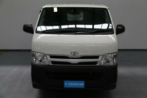 2013 Toyota Hiace KDH201R MY12 LWB Vanilla 5 Speed Manual Van