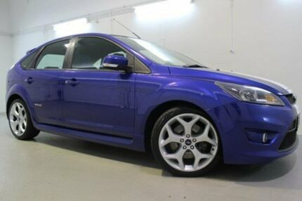 2008 Ford Focus  Blue Manual Hatchback Launceston 7250 Launceston Area Preview