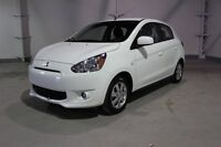 2014 Mitsubishi Mirage SE HEATED SEATS On Special - Was $13995 $