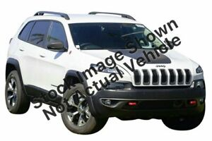 2014 Jeep Cherokee KL MY15 Trailhawk White 9 Speed Sports Automatic Wagon Wangara Wanneroo Area Preview
