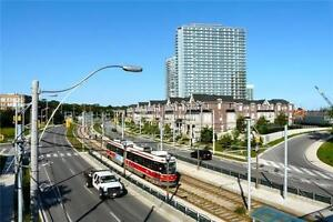 Luxury, Affordable Condo In High Park! Walking Distance To Lake!
