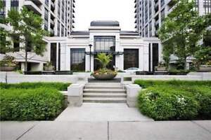 887 Sq.Ft. 9 Ft/High Ceiling, 2 Bdrm Suite, Locker And Parking