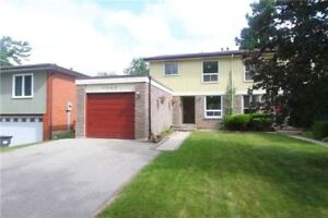 Spacious 3BR Home In Family Neighborhood Meadowvale Mississauga