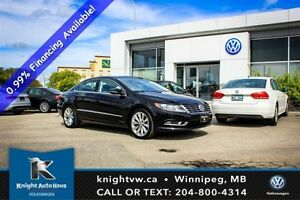 2014 Volkswagen CC Highline w/ Leather/Sunroof/Navigation/Backup