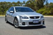 2010 Holden Commodore VE II SV6 Silver 6 Speed Sports Automatic Sedan Wilson Canning Area Preview