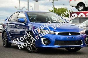 2017 Mitsubishi Lancer CF MY17 GSR Blue 5 Speed Manual Sedan Minchinbury Blacktown Area Preview