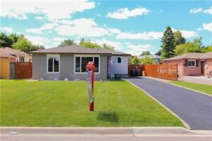 """A Detached House In Desirable """"D Section"""" Location On Huge Lot!"""
