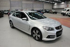 2015 Holden Commodore VF MY15 SV6 Storm Silver 6 Speed Sports Automatic Sedan Maryville Newcastle Area Preview